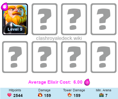 Best Clash Royale Decks With Royal Giant