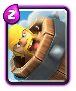 Barbarian Barrel